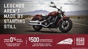 Indian - Scout & Scout 60 Offers